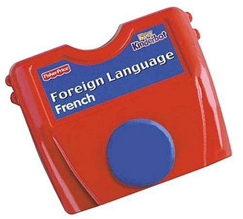 41GFMATA1FL Cheap Buy  Kinderbot ROM Pack: Foreign Language   French