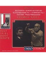 Ouverture Egmont / Concerto pour piano n°3 / Symphonie n°5