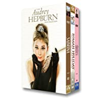 The Audrey Hepburn DVD Collection (Roman Holiday / Sabrina / Breakfast at Tiffany's) [Import USA Zone 1]