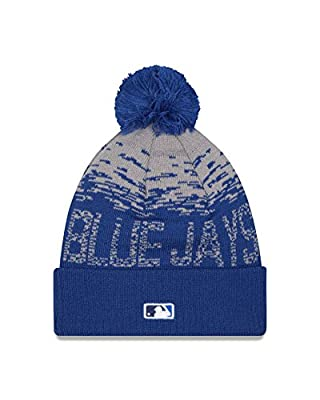 MLB Toronto Blue Jays Headwear, Royal/Grey, One Size