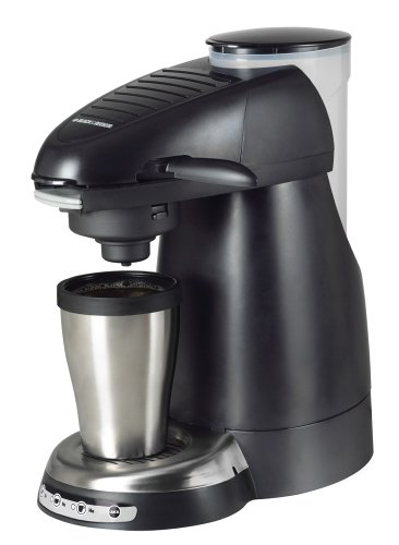 Black And Decker Gt300 Coffee Maker : Single Cup Coffee Makers WebNuggetz.com