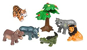 Animal Planet Baby Safari Playset