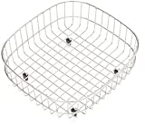 Kindred DBA1614 Polished Stainless Steel Drainer Basket