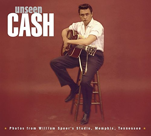 CD : Johnny Cash - Unseen Cash from William Speer\'s Studio (CD)