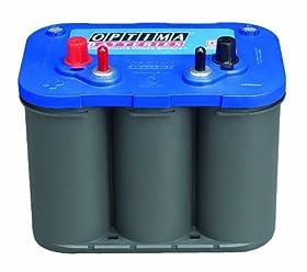 Optima Batteries 8006-006-FFP 34M BlueTop Marine Starting Battery