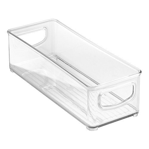 InterDesign Home Kitchen Organizer Bin for Pantry, Refrigerator, Freezer & Storage Cabinet- 10