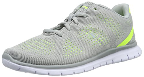 ChampionLow Cut Shoe ALPHA - Scarpe Running Donna, Grigio (Grau (Grey Melange 1)), 37.5