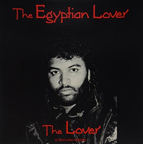 Vinilo : The Egyptian Lover - Lover (LP Vinyl)