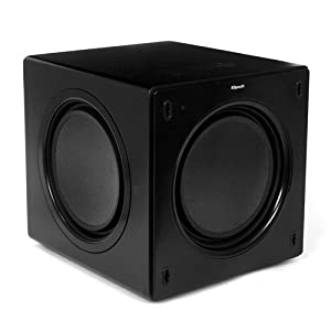 Klipsch SW-311 Reference Series Subwoofer System - 500 W RMS (Satin Black)