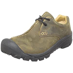 Keen Men's Boston II Casual Shoe,Bison,7.5 M US