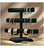 Triple Tier Jewelery Organizer