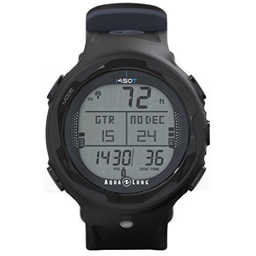 Aqua-Lung-i450t-Hoseless-Air-Integrated-Wrist-Watch-Dive-Computer-w-USB
