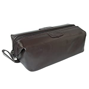 Dopp Admiral Travel Kit - Brown