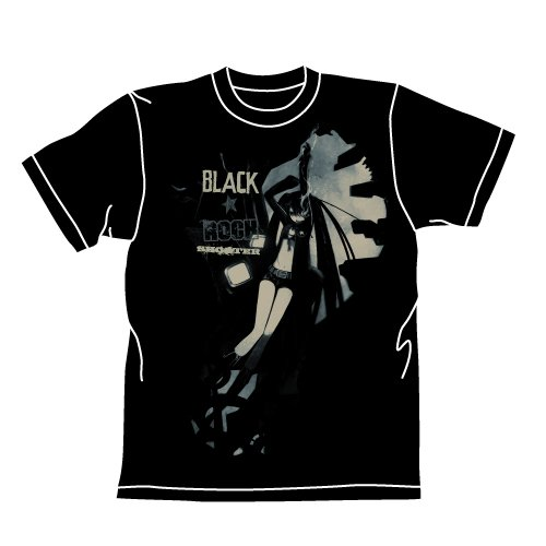 ブラックロックシューター BRSチェインドTシャツ ブラック サイズ:M