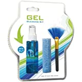 High Quality Screen Cleaning Gel Kit For Laptop ,Led Tv,Lcd ,Tablet , Mobile ,Camera ,Mobile Phone (Colours May...
