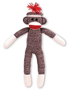 Schylling Sock Monkey from Schylling