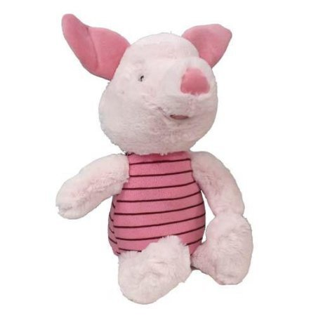 Disney Parks Winnie the Pooh and Friends Piglet 12 Inch Plush Doll - 1