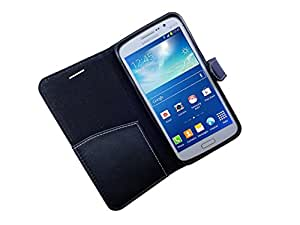 ATV PU Leather BLACK Wallet Case Cover For SAMSUNG GALAXY S7