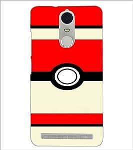 PrintDhaba Pattern D-2711 Back Case Cover for LENOVO K5 NOTE (Multi-Coloured)