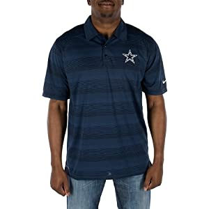 Dallas Cowboys 2014 Preseason Polo Navy 2XLarge by Dallas Cowboys