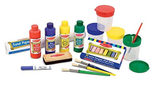 Melissa Doug Easel Accessory Set Best Deals Toys