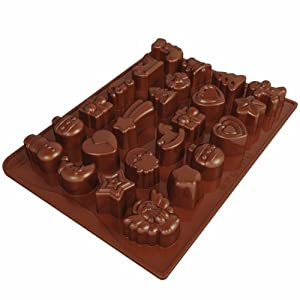 Dr. Oetker 2191 Schokoladenform 24 Köstlichkeiten