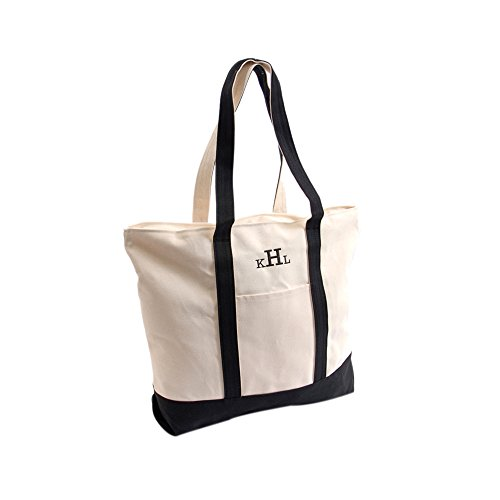 Personalized JDS Gifts Outdoor Travel Beach Tote em Bag