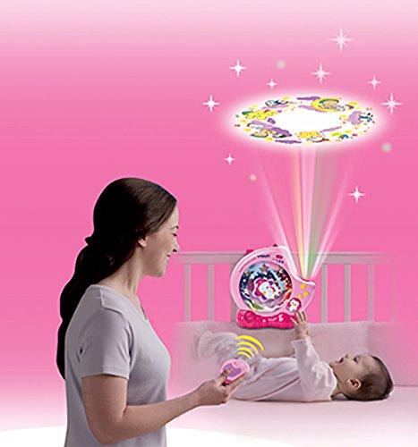 vtech 111855 bo te musique lumi douce nuit rose la f te des mamans tous les jours. Black Bedroom Furniture Sets. Home Design Ideas
