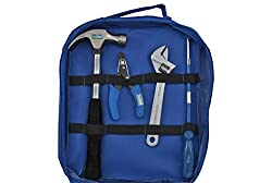 Klaxon 105 - DIY Domestic Tool Kit with cover - (4 Pieces)