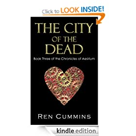 The City of the Dead (Chronicles of Aesirium, Book 3)