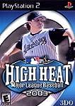 High Heat Baseball 2003 - PlayStation 2