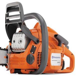 Husqvarna 16-Inch 40.9cc 2-Stoke X-Torq Gas Powered Chain Saw (CARB Compliant) 440E