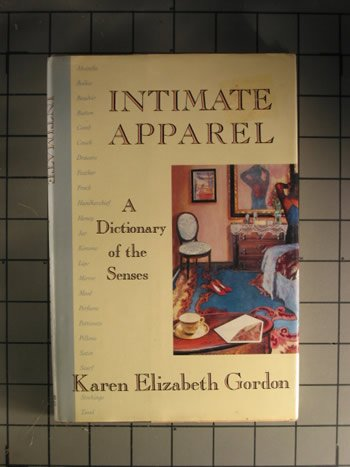 Intimate Apparel, KAREN ELIZABETH GORDON