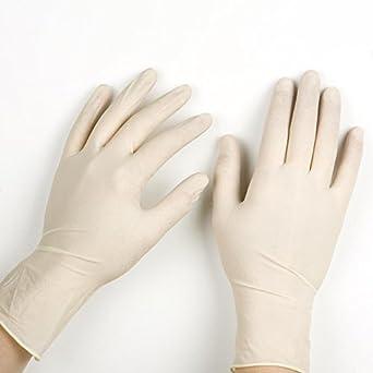 "Aurelia Vibrant Latex Glove, Powder Free, 9.4"" Length, 5 mils Thick"