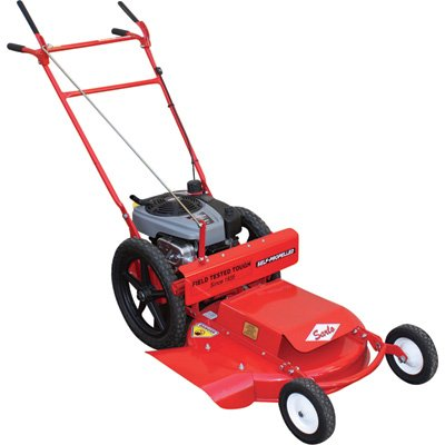 Sarlo Self-Propelled High Wheel Mower - 190cc Briggs & Stratton Professional Series Engine, 24in. Deck, Model# WX24SP picture