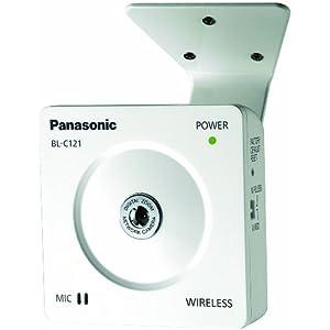 Panasonic BL-C121A Wireless Network Camera
