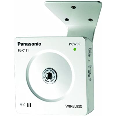 Panasonic BL-C121A Wireless Network Camera