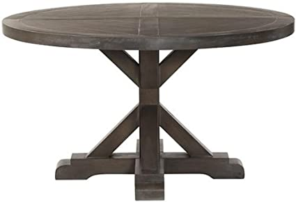 "Chloe Coffee Table, 20""Hx36""D, WTHRED GREY"