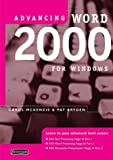 img - for Advancing Word 2000 for Windows book / textbook / text book