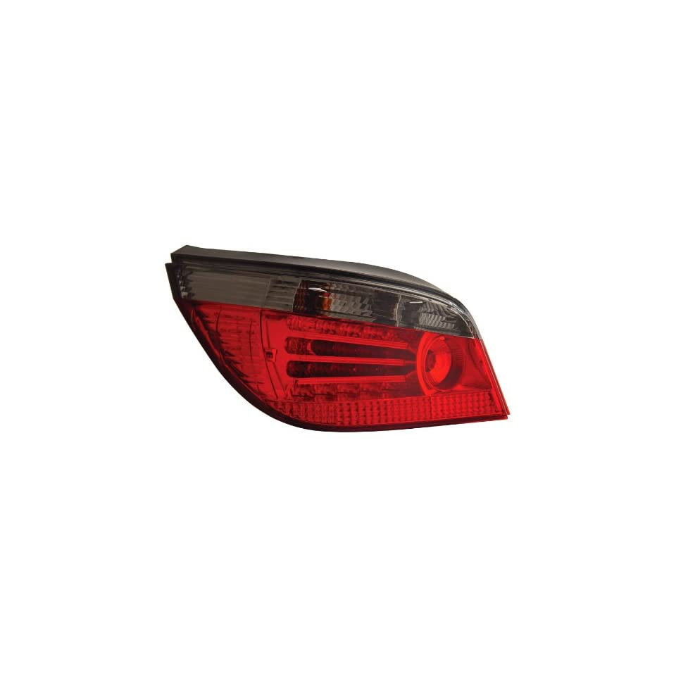 Anzo USA 321129 BMW Red/Smoke LED Tail Light Assembly   (Sold in Pairs)