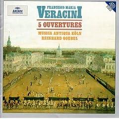 Vercini: 5 Overtures