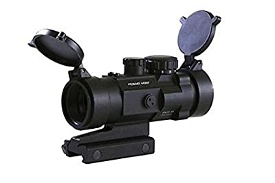 Primary Arms 2.5x Compact AR15 Scope with CQB ACSS Reticle, Black by Primary Arms