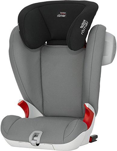 Britax-Romer 2000022479 Kidfix SL Sict Seggiolino Auto, Grigio (Steel Grey)