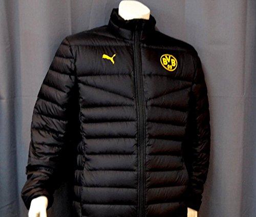 Puma BVB 09Borussia Dortmund Coach giacca in piumino gilet giacca Bundesliga Gr XL