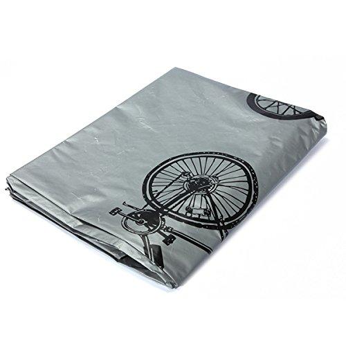 Universal Motorcycle Electric Bicycle Cover Fully Hood Waterproof