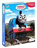Thomas and Friends - My Busy Books series, Includes Storybook, Playmat & 12 Mini Figurines