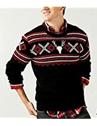 Mens Holiday Christmas Sweater XXL