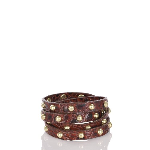 Stud Wrap Bracelet<br>Jewelry Pecan