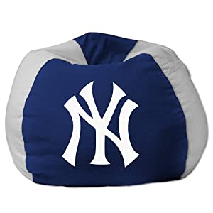 New York Yankees MLB Team Bean Bag (96