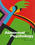 Abnormal Psychology (0137281978) by Thomas F. Oltmanns